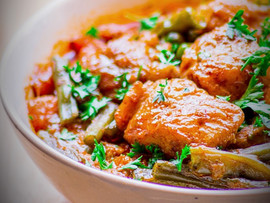 Moroccan Paprika Spiced Fish