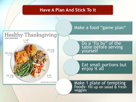 Tip # 3: Have A Plan And Stick To It