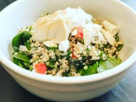 Tabouleh Salad Bowl