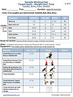 personal fitness, cardio, exercise, weights, corrective execise, NASM