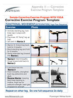 Corrective Exercise Program, NASM, Range of Motion, yoga teacher, exercise physiologist, yoga anatomy teacher