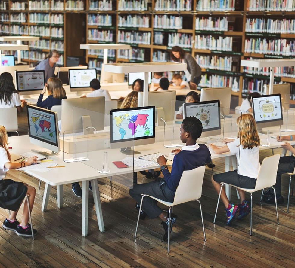 Schools / Computer Labs