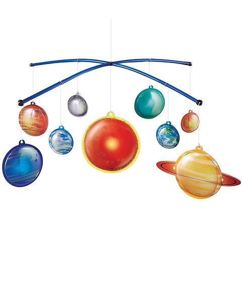 מובייל מערכת השמש זוהר