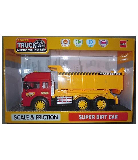 """משאית 32 ס""""מ אלקטרונית"""