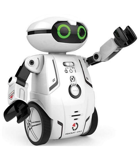 """רובוט """"מפצח המבוכים"""" אינטראקטיבי"""