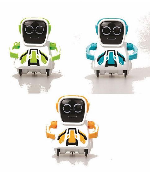 פוקיבוט אינטראקטיבי 3 צבעים
