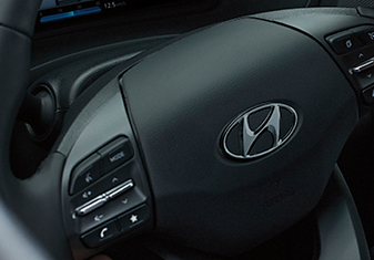 שליטה על מערכת השמע מגלגל ההגה