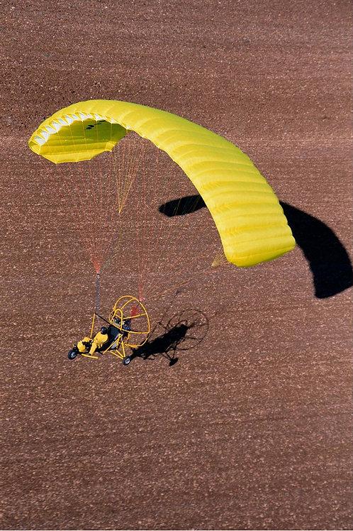 טיסה ליום אחד בטרקטורון מעופף