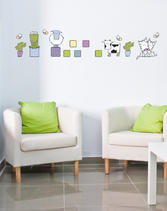 עיצובים לחדרי ילדים