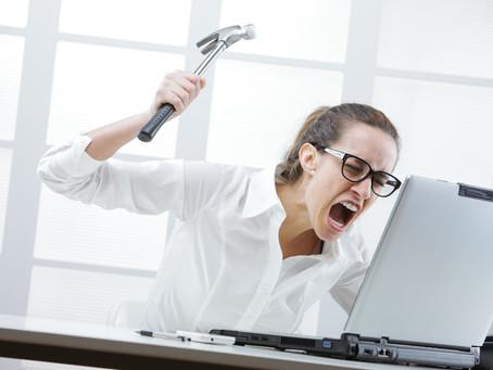 ״אין צורך, אני אבנה את האתר שלי בעצמי״