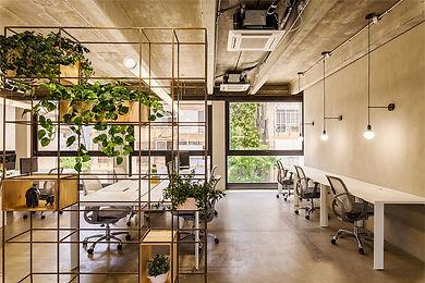 Kalisher Offices – Tel Aviv