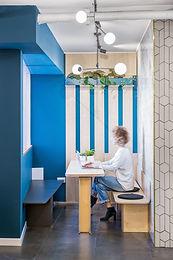 עקרונות העיצוב הביופילי בתכנון משרדי העתיד