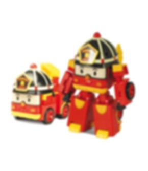 רובוטריק מכבי אש פולי - רוי