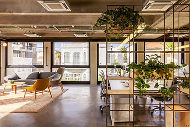 Alcide Offices – Tel Aviv