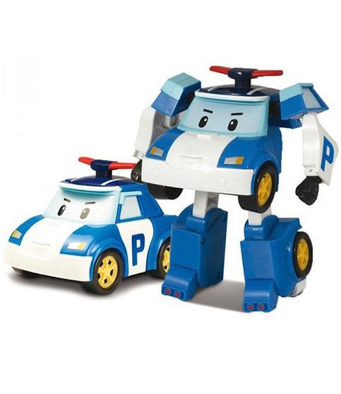 רובוטריק משטרה - פולי