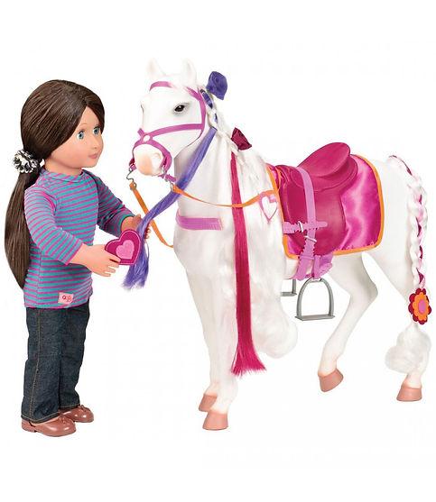 סוס קמרילו לבובה