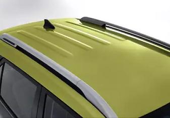 גוון שונה בגג הרכב