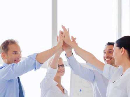 פיתוח צוות - הופכים אנרגיה לסינרגיה