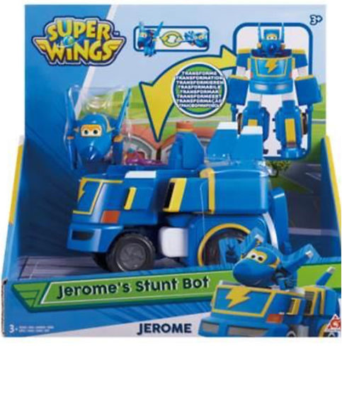רכב הפעלולים של ג'רום
