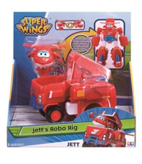 המשאית של ג'ט