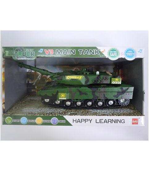 """טנק 38 ס""""מ קולות ואורות"""