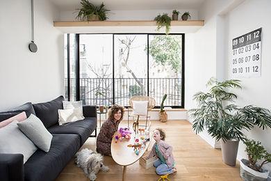 נינה נמה: הדירה התל אביבית הזו היא הממלכה שכל ילדה קטנה רוצה