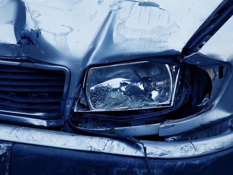 מה ההגדרה של תאונת דרכים?