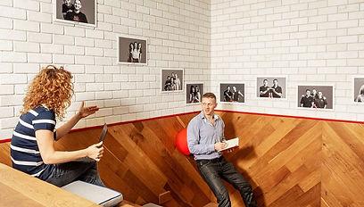 עובדים על השיגרה: פינות ספורט מעוצבות במשרדים