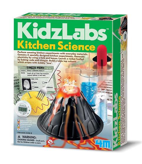 מדע במטבח