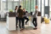 עובדים בשיתוף פעולה ומצליחים יותר – חללי העבודה הפתוחים לא עוצרים לרגע