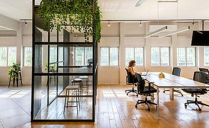 A Look Inside Alcide's New Tel Aviv Office