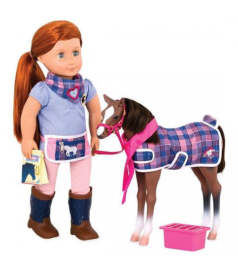 סייח סוס הקוורטר לבובה