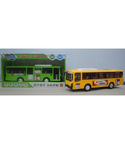 """אוטובוס 40 ס""""מ אלקטרוני"""