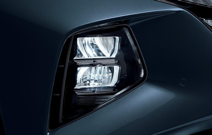 תאורה מלאה מסוג LED *