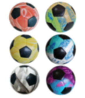 כדורי PU צבעוניים