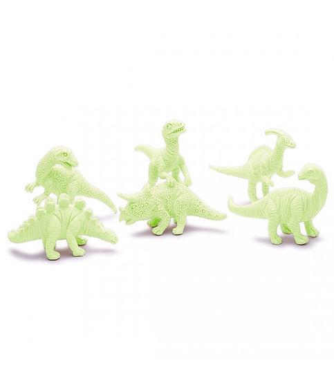 ביצת ארכיאולוג דינוזאור - שישה דגמים