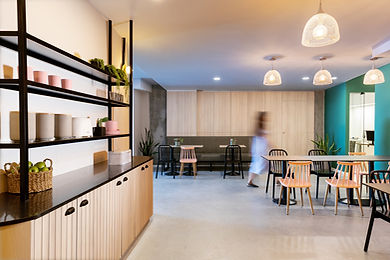 A Tour of BreezoMeter's Sleek New Haifa Office