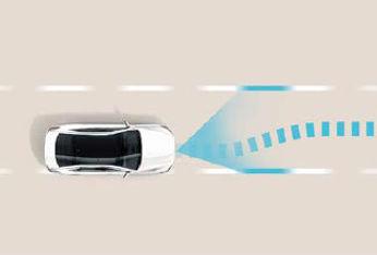 מערכת סיוע לשמירה על מרכז נתיב הנסיעה (LFA)