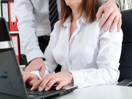 על אכיפת החוק למניעת הטרדה מינית בארגונים