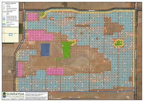Irrigation Drainage Plan - Irrigation Approvals