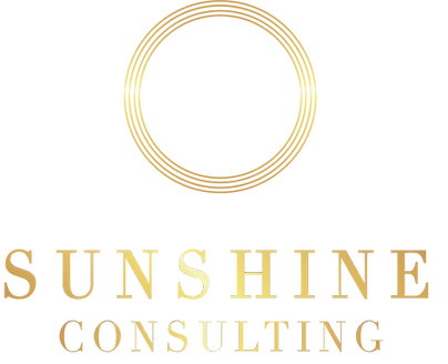 Sunshine Consulting Business Logo. Business Consulting Melbourne