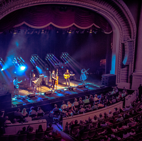 Yonder Mountain String Band 08.06.19