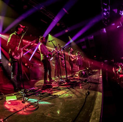 Yonder Mountain String Band 03.08.19