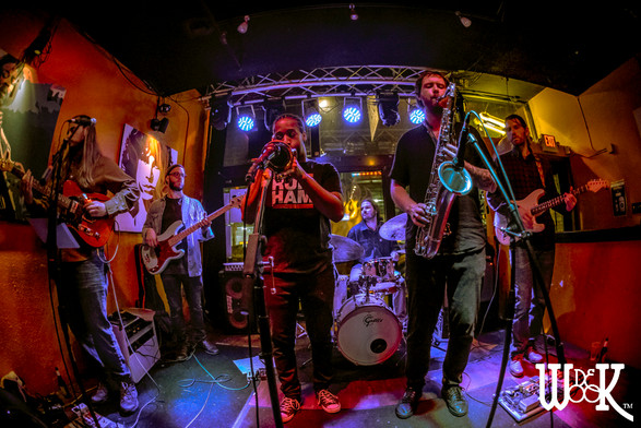 Jack Reed Group w/ The Royal Horns 11.17.19