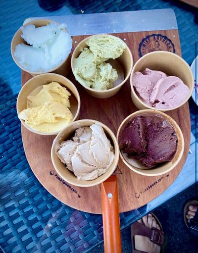 Ice Cream Gelato Real Italian