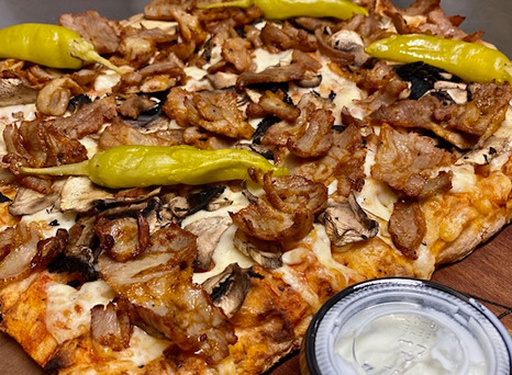 Giros Pizza