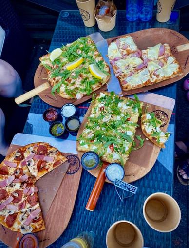 Mike Arvblom Pizza