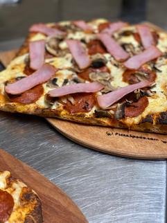 Mike's Famus Season Pizza