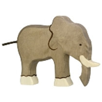 """Holztiger """"Elefant"""""""
