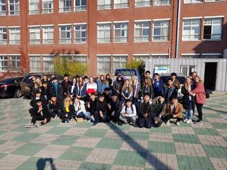 2018 국내 외국인 교환학생